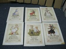 An American Girl Kirsten Books Set of 6 Softcover