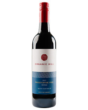 Organic Hill Preservative Free Shiraz 2017 case of 6 Dry Red Wine 750mL