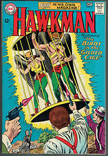 "HAWKMAN 3  VF/NM/9.0  -  ""The Birds in the Gilded Cage!"""