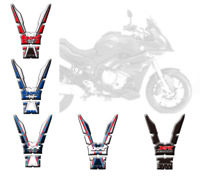 3D Gas Fuel Protector Tank Traction Pads Sticker For BMW S 1000XR 2015-2018