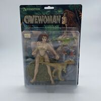 Rendition Figures Cavewoman Action Figure 1998 Vintage Rare Dinosaur Variant USA
