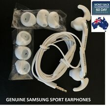 Genuine New Sport Samsung Galaxy S7 /S7 Edge Note 4  Headphones Earphones