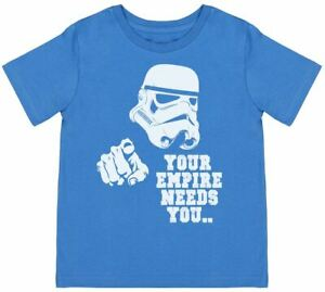 Your Empire Needs You - Kids T-Shirt