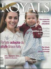 Royals magazine Kate Middleton Princess Charlotte Prince William Grace Kelly