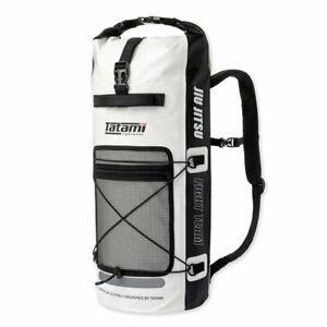 Tatami Fightwear Drytech Waterproof Rucksack Backpack Kit Gym Bag BJJ Jiu Jitsu