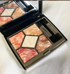 100% Authentic New Dior Dune 759 Eye Shadow Palette New In Box