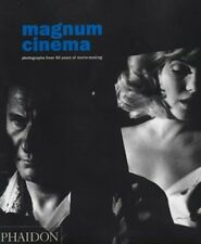 PHAIDON Magnum Cinema - Photographs From 50 Yers of Movie Making 9780714837727