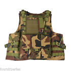 FP Gilet Veste Combat Tactique Paintball Airsoft Protection Hunting Militaire