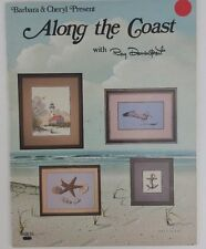 Barbara And Cheryl Along The Coast Counted Cross Stitch Ray Davenport Book 15
