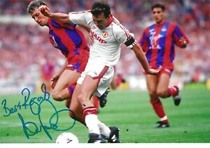 STUNNING ALAN PARDEW SIGNED CRYSTAL PALACE FC 12x8 GLOSSY PHOTO3