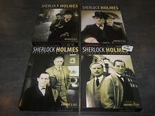 BOX DVD SERIE TV SHERLOCK HOLMES INTEGRAL SAISON 1 A 4 G.C.T.H.V. ANGEBOT