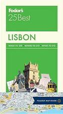 Fodor's Lisbon 25 Best by Fodor's (Paperback / softback, 2015)
