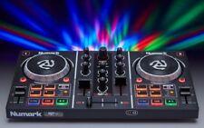 Numark Party Mix DJ Controller mit eingebauter Lichtshow 2-Kanal Controller VDJ
