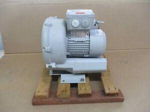 SIEMENS ELMO-G M/N-2BH1-200-2AV08-Z GAS RING VACUUM/COMPRESSOR PUMP#4241045G NEW