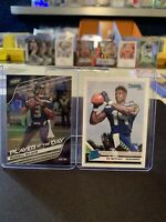 2020 Panini player of the day/RC Donruss DK Metcalf/Russell Wilson Seahawks🔥🔥