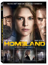 HOMELAND - STAGIONE 03  3 BLU-RAY  COFANETTO  SERIE-TV