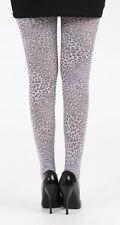 Collants leopard panthere neige blanc neige taches SEXY lingerie Pamela Mann