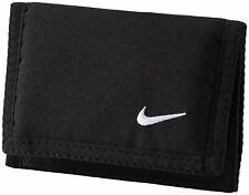 Nike Geldbeutel Geldbörse Basic Wallet schwarz
