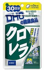 DHC Chlorella 90caplets 30days growth factor CGF alcali power supplement F/S NEW