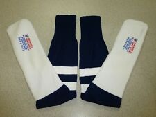1 Pair of Dallas Cowboys Game Issued NFL Throwback Socks Backfield FC-A