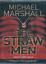 Audio book - The Straw Men by Michael Marshall  -  Cass   -   Abr
