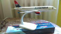AIR SERBIA A320 Reg .No. YU-APG Scale 1:200 Limox wings