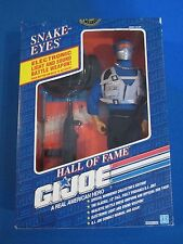 "Snake Eyes Electronic Works Gi Joe Hall of Fame 12"" Figure"