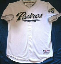 Majestic Authentic Collection San Diego Padres MLB Jersey Adult size 44 Vintage