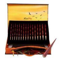 KnitPro THE GOLDEN LIGHT Sonderedition Symfonie Holz Nadelspitzen Set  20635