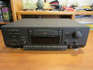 Philips DCC 900 Digital Compact Cassette Deck - NOT WORKING FOR PARTS