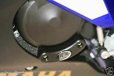 R&G RACING YAMAHA ENGINE CASE SLIDER BLACK  - ONE FOR  YAMAHA  YZF R6 2009
