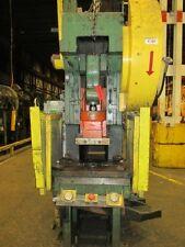 60 Ton MINSTER GAP FRAME SINGLE CRANK PRESS (108937)