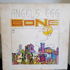Gong – Angel's Egg (Radio Gnome Invisible Part 2) - LP - virgin V2007 gatefold