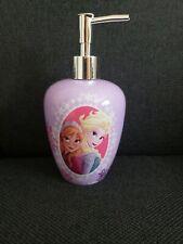 Disney Frozen's Elsa Anna Sisters Forever  Princesses Lotion Soap Pump Dispenser