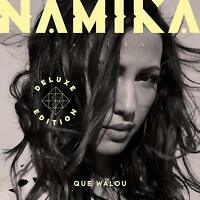 NAMIKA - QUE WALOU (DELUXE EDITION)  2 CD NEW+