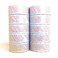 Smart Price Gun White Labels, 10 Rolls of 1,300 Labels each, 26X12Mm