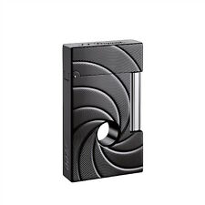 S.T. Dupont James Bond Spectre 007 Black PVD Ligne 2 Lighter, 16157, New In Box