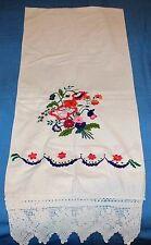 Original handgemacht Ruschnik Handtuch Tischedekoration Ikone Ostern Hochzeit