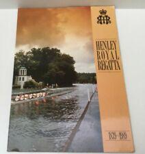 Henley Royal Regatta 1839 -1989  Rowing - Paperback 1989