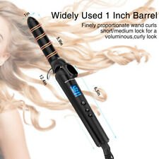 2020 Automatic Curling Iron Hair Curling Wand Ceramic Hair Curler Straightener