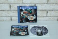 GigaWing Dreamcast Sega PAL OVP 100% Original  Collector Condition