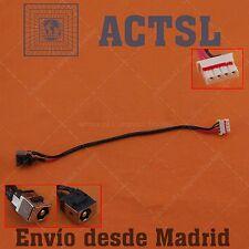 Conector DC Power Jack para Fujitsu LifeBook AH531 (with Cable)