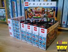 IN STOCK - LEGO 21319 IDEAS #027 FRIENDS CENTRAL PERK COFFEE (2019) - MISB