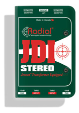Radial JDI Stereo Passive DI, stereo  , BEST OFFER R021