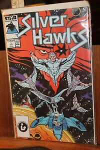 Star Comics  Silver Hawks No. 1