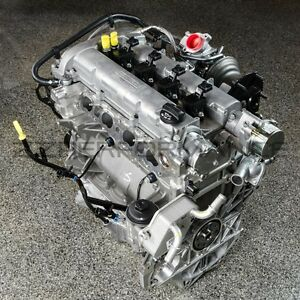 GM Chevy Cobalt HHR Ecotec LNF LHU 2.0L Turbo FWD Long Block Engine