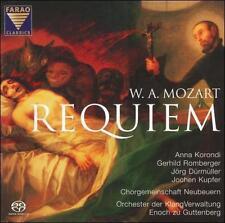 Wolfgang Amadeus Mozart: Requiem, New Music