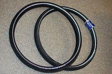 2 x Schwalbe Big Apple Reifen HS 338 Kevlar Guard Reflex Drahtreifen  28 x 2.00