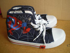 Gi2343  Baskets garçon,montantes  *** SPIDERMAN MARVEL *** Pointure 33 NEUF
