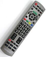 Ersatz Fernbedienung für Panasonic N2QAYB000490 Fernseher TV Remote Control